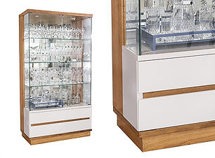 Cristaleiras; Decoração; Design de Interores; Projetos de arquitetura; Móveis;
