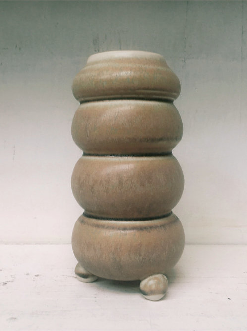 four tiered vase