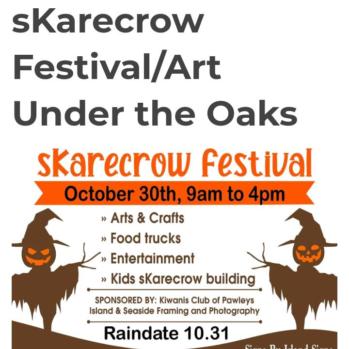 Kiwanis sKarecrow Festival