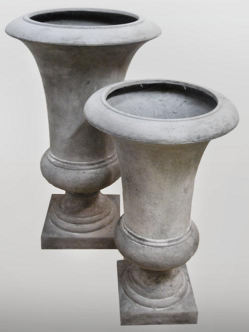 Vase, Beton-Optik