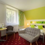 Doppelzimmer Komfort - Berghotel Talblick Holzhau - Erzgebirge