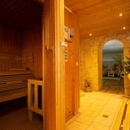 Sauna - Berghotel Talblick Holzhau - Erzgebirge