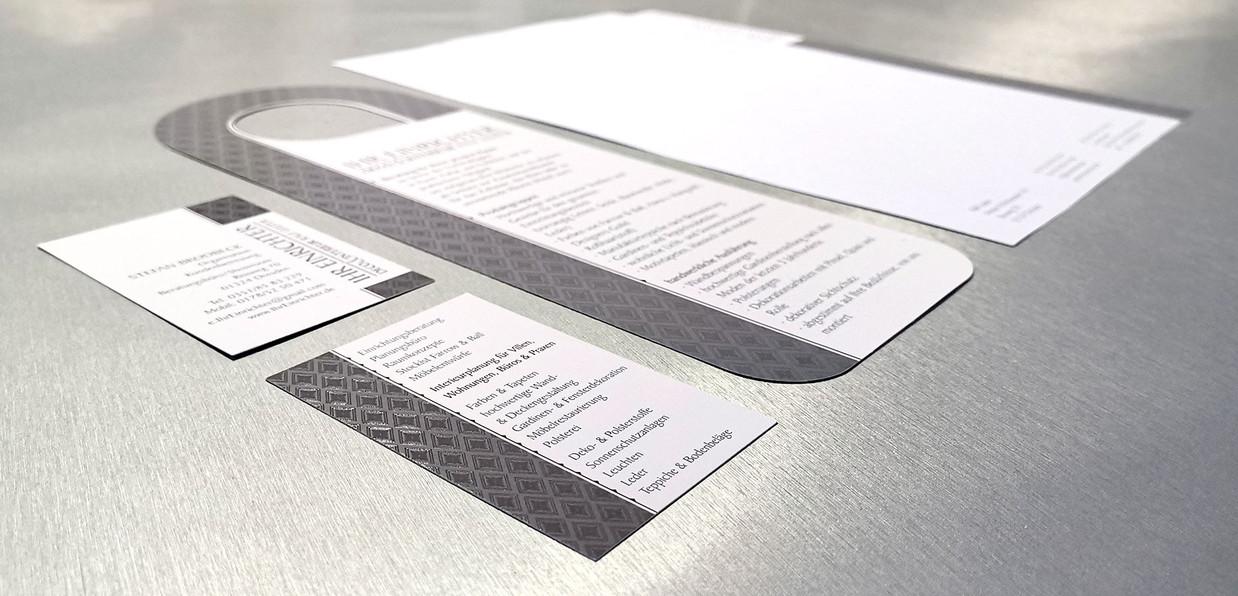Inneneinrichter Printprodukte
