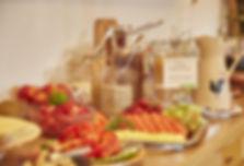 Frühstücken im Restaurant Barbarins - Berghotel Talblick Holzhau