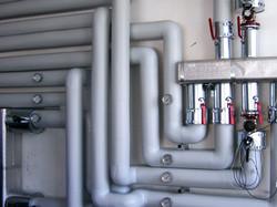 Rohrleitungsisolierung-PVC