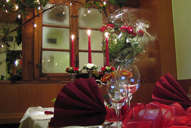 Berghotel Talblick Holzhau - Restaurant Barbarins