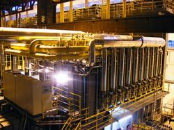 Isolierungofen-Stahlwerk-hochtempera