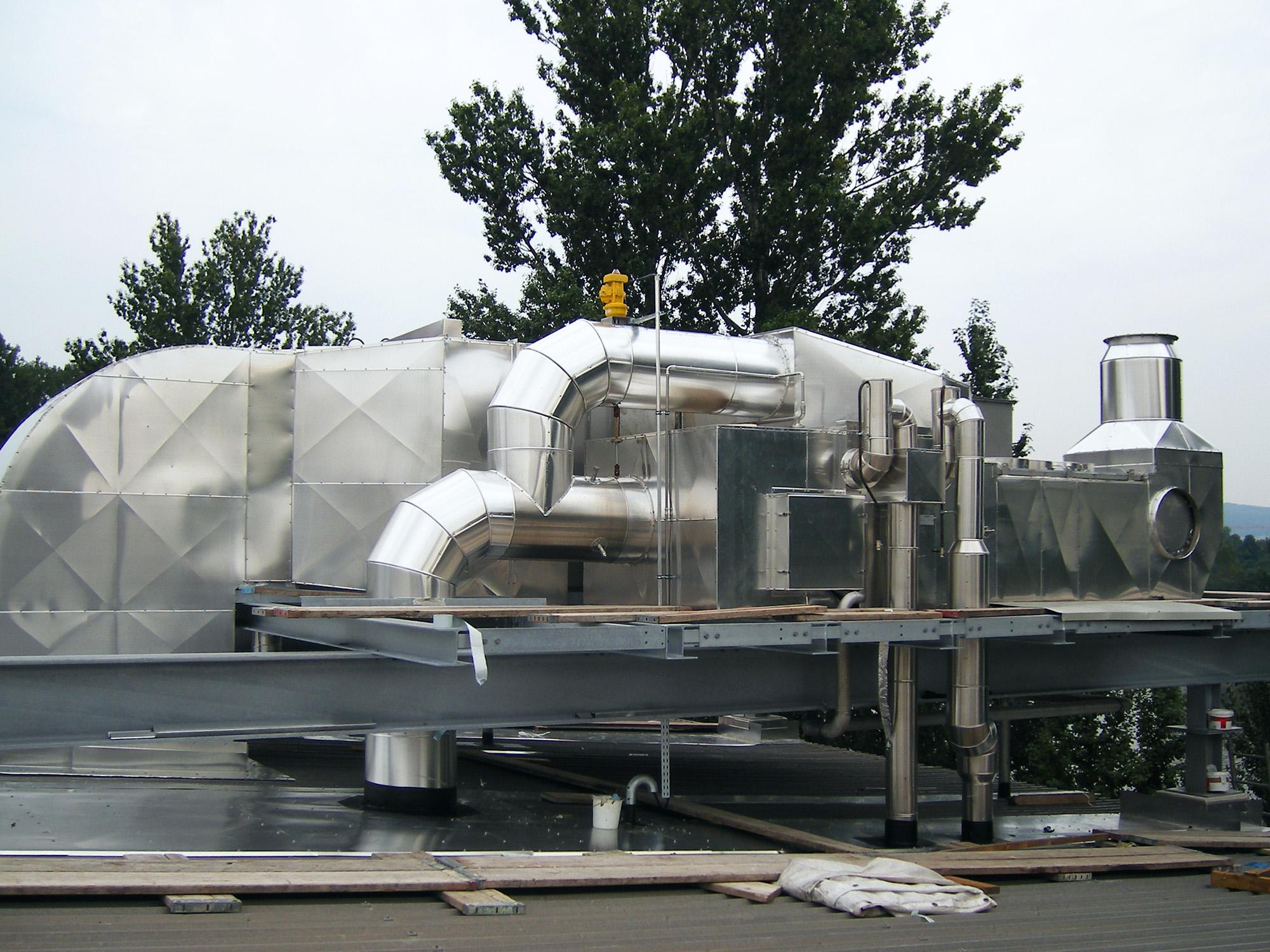 Waermetauscher-Papierfabrik-Isolieru