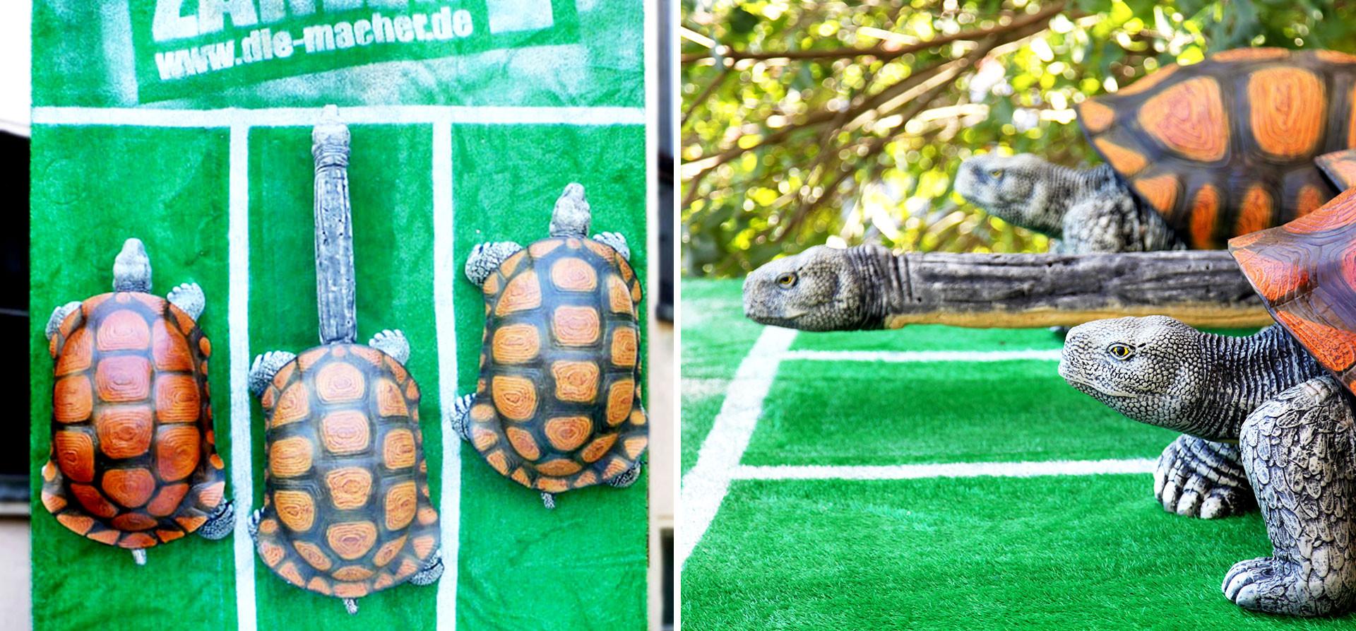 Schildkröten Großplastik