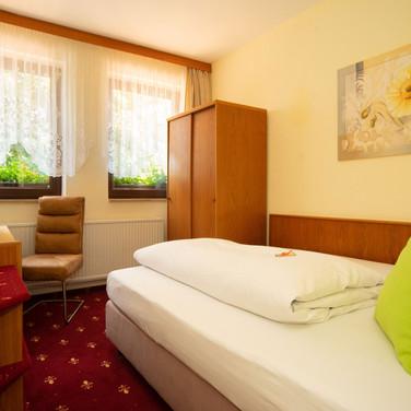 Einzelzimmer - Berghotel Talblick Holzhau - Erzgebirge
