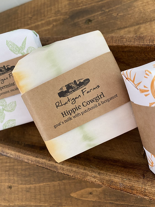 Hippie Cowgirl Soap