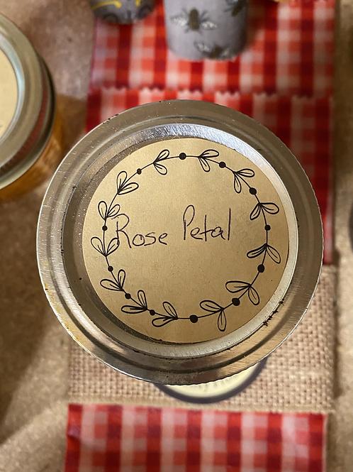 Rose Petal jelly 8 oz