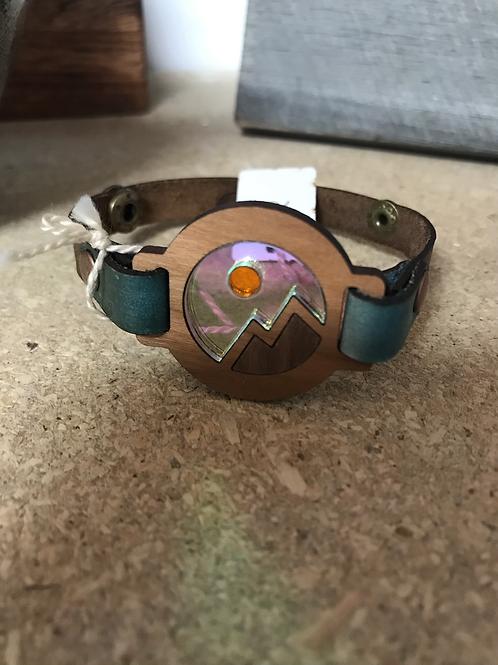 Mountain Reflection Bracelet