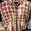 Thumbnail: Chicken and goat size large flannel
