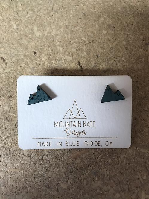 Turquoise Mountain Earrings