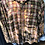 Thumbnail: Bear and tree flannel size small