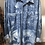 Thumbnail: Chicken and goat bleached flannel size large