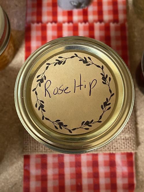 Rose Hip 8 oz jelly