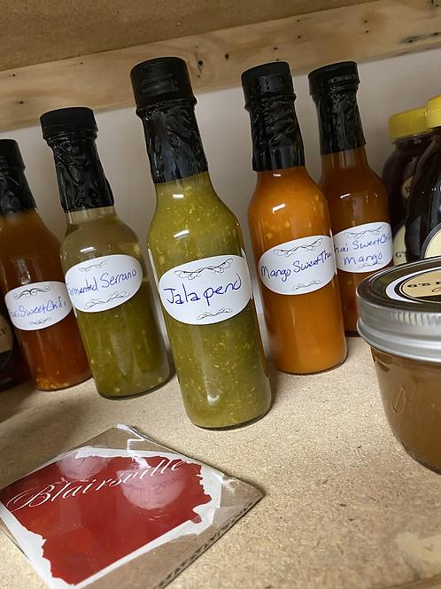 Jalapeño sauce