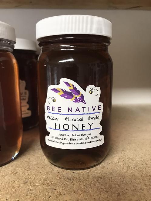 Local Honey 12oz