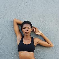 atletisk kvinde