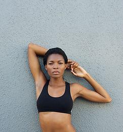 Sportowe kobieta
