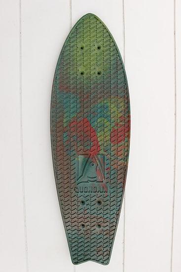 Plastic Waste Skateboard