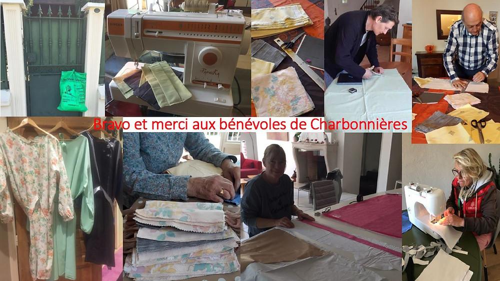Benevoles Charbonnières les Bains