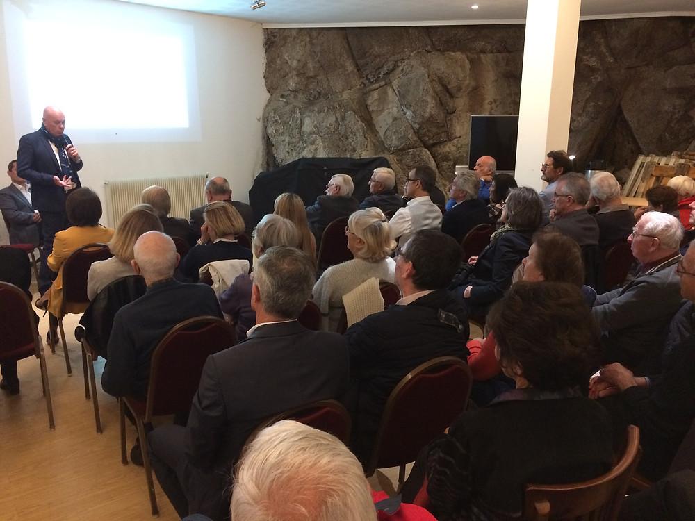Reunion publique du Club des Experts sur le thème de l'Urbanisation