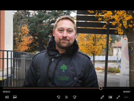 Témoignage : maintenir la propreté du poumon vert de Charbonnières