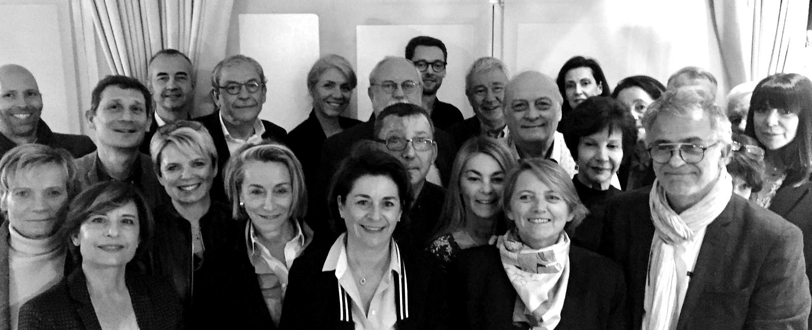 Equipe Ensemble Charbo 2020