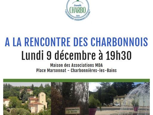 A LA RENCONTRE DES CHARBONNOIS