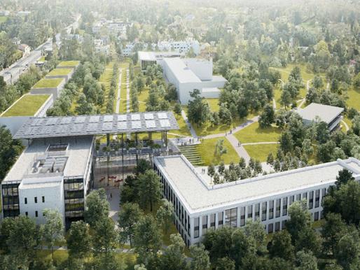 La Silicon Valley européenne s'invite Route de Paris