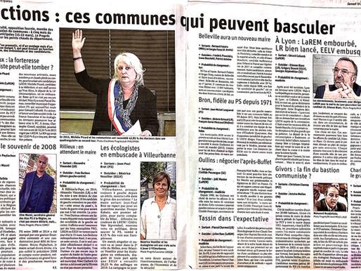 Le grand flou à Charbonnières pour les municipales 2020 ?