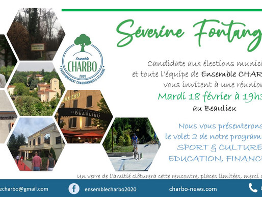 Invitation >> Réunion le mardi 18 février à 19h30 : venez nombreux !