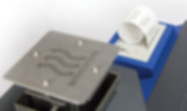 Embeddded thermal printer option for all BWB instruments