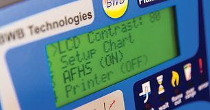 Flame Photometer digital interface