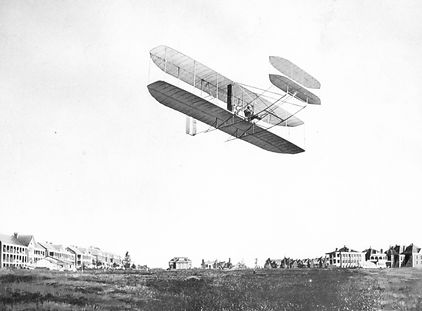 Orville Wright, Thomas Selfridge, Fort Myer, Military Test Flight
