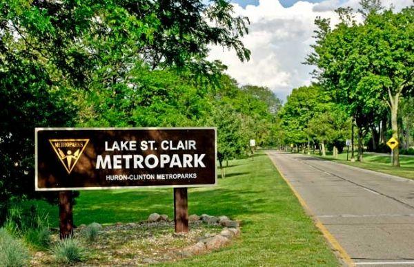 Photo, LSC MetroPark Sign