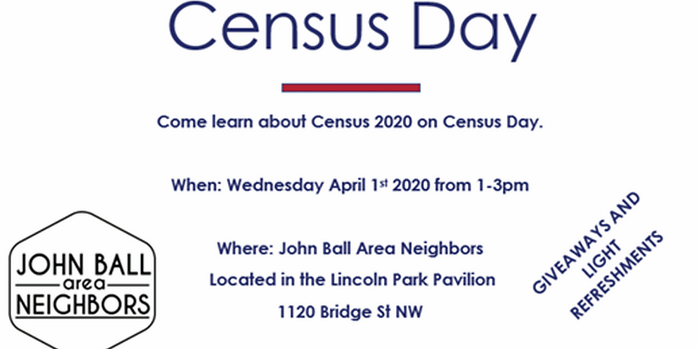 Census Day- Canceled Due to COVID-19