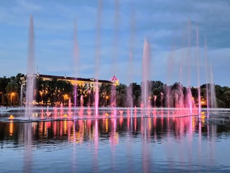 #23 Музыкальный фонтан (Минск)