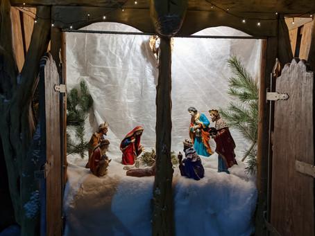 Христос родился! Бог воплотился!