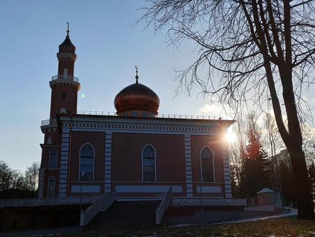 #14 Соборная мечеть (Минск)