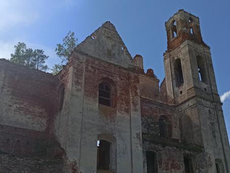 #7 Костел св. Вероники (деревня Селище, Ушачский район, Витебская область)