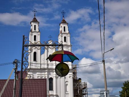 #19 Церковь Святой Троицы (Глубокое)