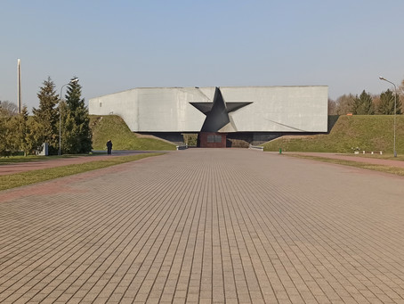 #5 Брестская крепость (Брест)