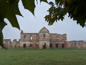 #6 Руины монастыря картезианцев (Береза)