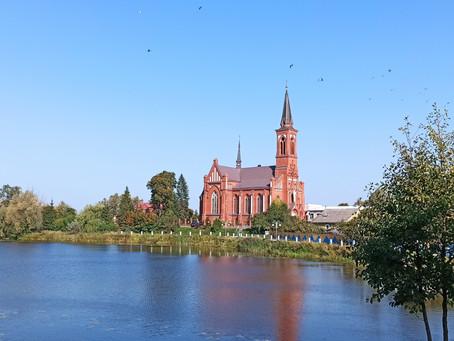 #17 Церковь Святого Антония (Поставы)
