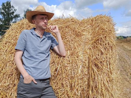 Красота белорусских полей...