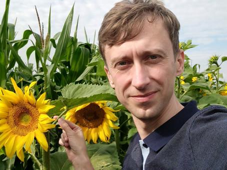 #24 Подсолнечный рай… (Гродненская область)